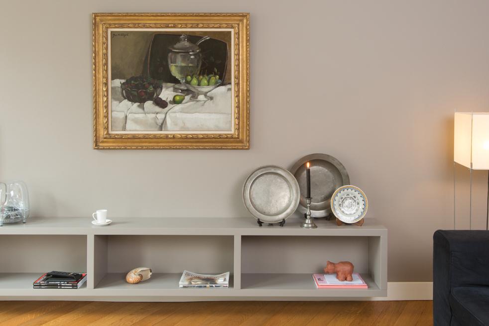 Modern Interieur Schilderij : Combineer modern met klassieke schilderijen artiquair