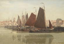 Bakels, Haven van Scheveningen