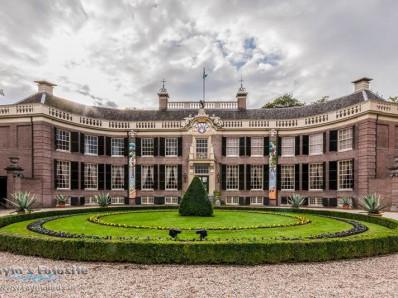Deelname antiekbeurs kasteel Groeneveld te Baarn