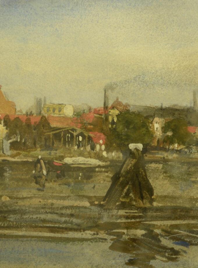 Westerdok Amsterdam Willem Jansen