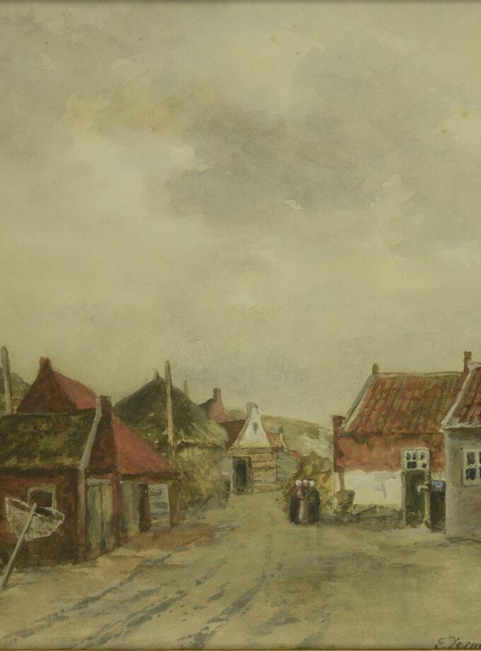 duinen bij Katwijk