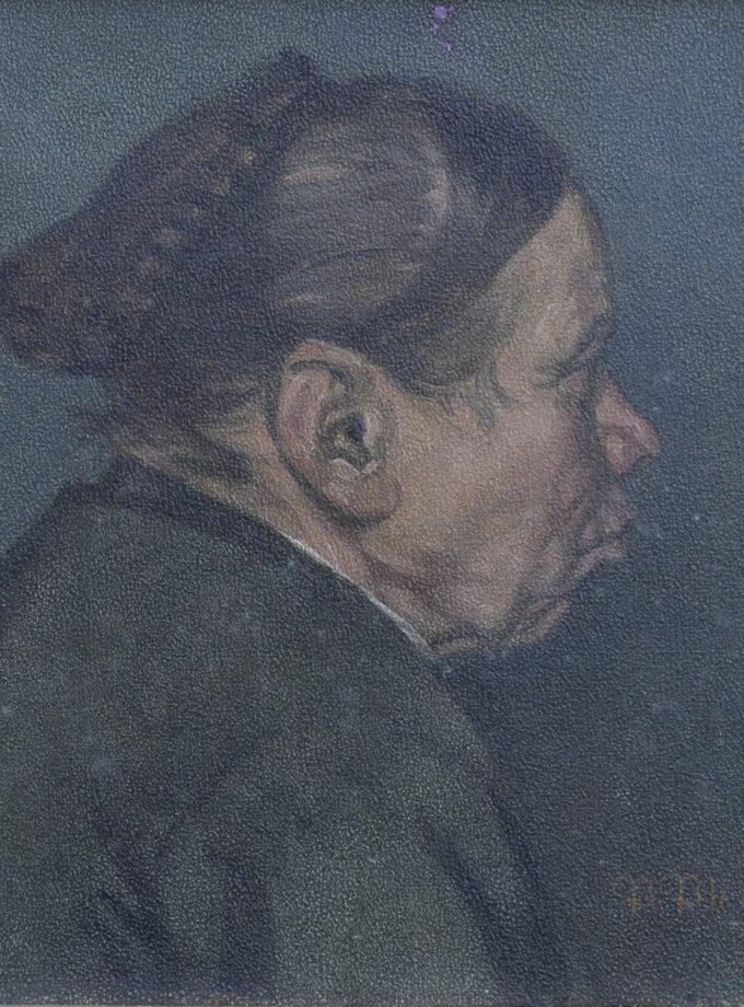 vrouwen portret
